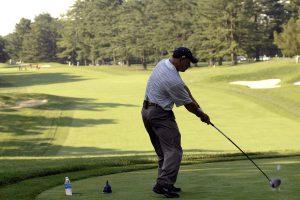 ゴルフのスイングで意識するポイントは?
