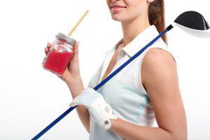 【女性必見】ゴルフでダイエットというライフスタイル