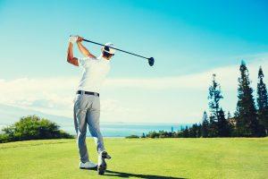 ゴルフ初心者のドローボールの打ち方