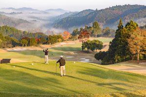 ゴルフはコースによって難易度が変わる!
