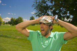 ゴルフ初心者のトップ、ダフリをなくす方法