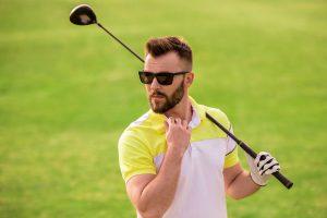 メガネは不便?ゴルファーのメガネ事情とは