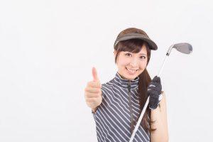 ゴルフに使用する女性用アンブレラ選ぶポイント