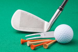 傷があるゴルフクラブの修理方法