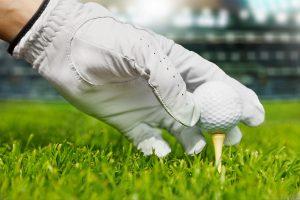 夜ゴルフに見えやすい「光るゴルフボール」
