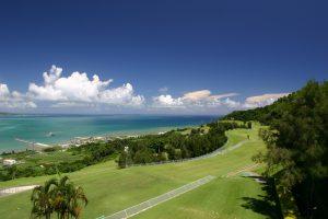 <小名浜オーシャン>太平洋を臨むシーサイドゴルフ!宿泊もできます
