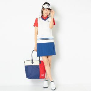 春のゴルフに欠かせないウェア【ベスト】女性が着こなすポイント