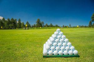 あり?なし?普通と違うゴルフボール選び
