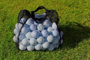 ゴルフでロストボールしないちょっとした工夫とした時の対処