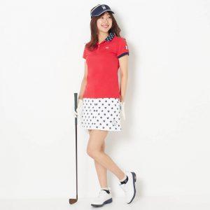 レディスゴルフウェア選び!ゴルフ場に映えるのはどんな色?