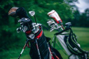 後回しになりがちなゴルフの道具のお手入れは今やりましょう