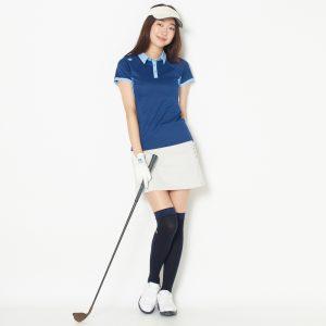 ゴルフウェアのレディースの着こなしはパターンを知れば安心