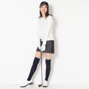 ゴルフウェアのスカートはなぜ短い?スコートとどう違うの?