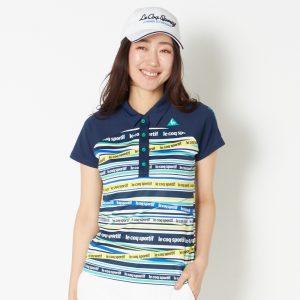 ゴルフで無難になりがちなポロシャツはデザインで個性を発揮