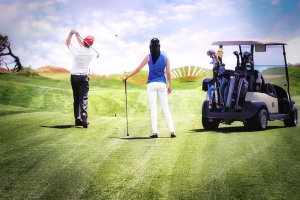 初対面の人とゴルフのラウンドで気疲れしないで楽しむコツ